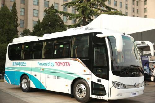 联合丰田汽车等企业成立合资公司 亿华通氢燃料电池双技术路线全面发力
