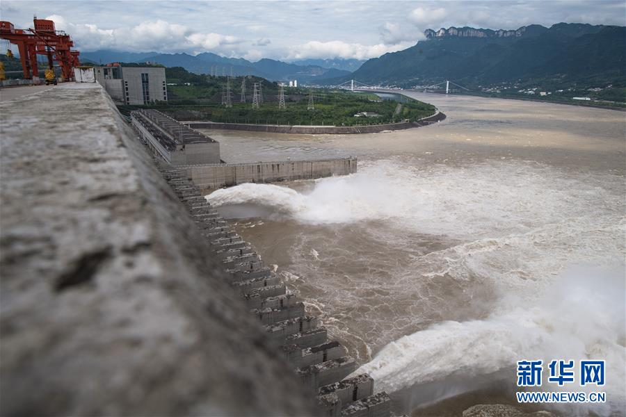 (环境)(11)三峡工程今年首次泄洪 近期或迎新一轮洪水