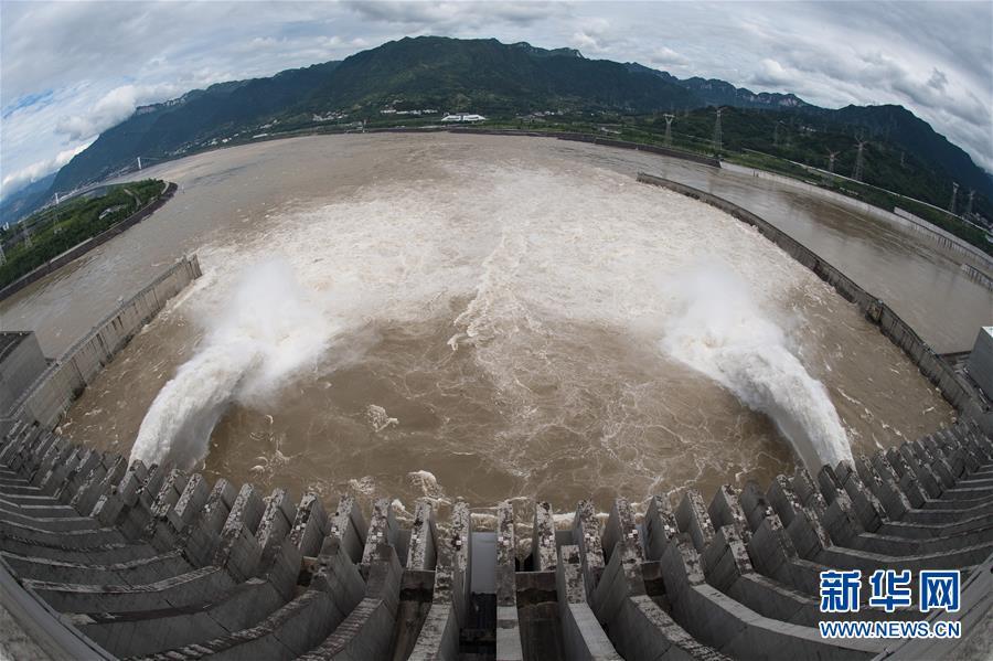 (环境)(12)三峡工程今年首次泄洪 近期或迎新一轮洪水