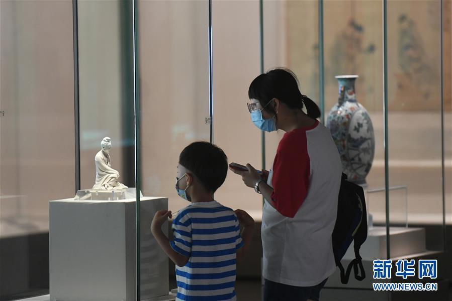 天津:暑期文化热