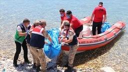 土耳其凡湖船只倾覆事故遇难人数升至59人