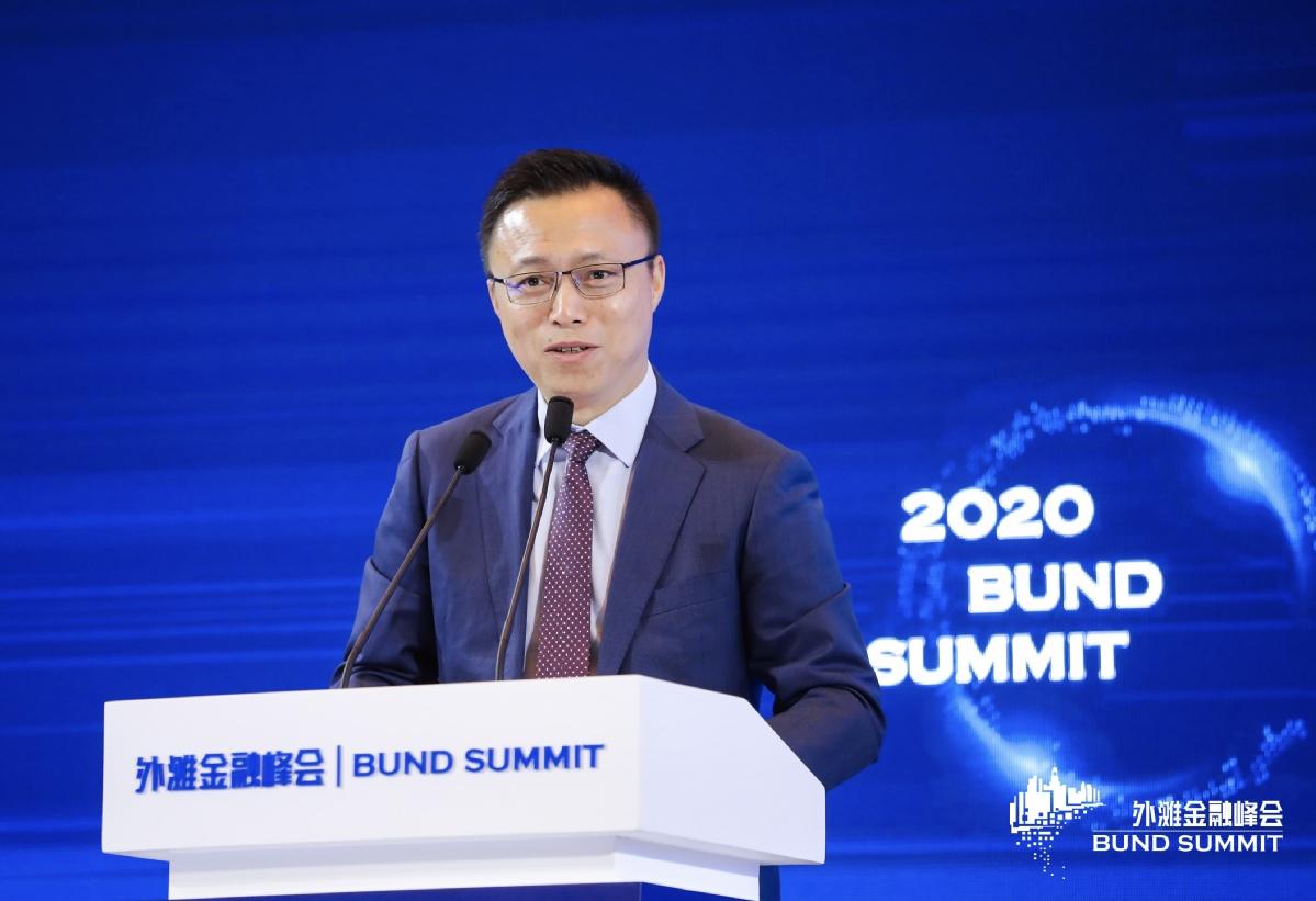 井贤栋外滩峰会发言:科技驱动、普惠发展、开放共赢是新金融的三大确定未来
