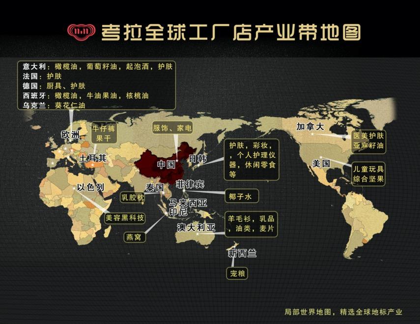 """天猫双11,全球厂长上考拉海购成""""打工人"""",源头直供黑卡会员"""