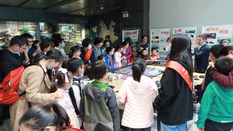 第三届中科院科学节启动 昆明动物研究所活动多多