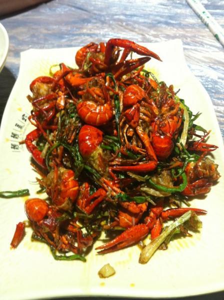 conew_葱香虾