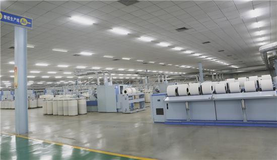 河南太康:智造品牌 打造千亿级纺服财产集群