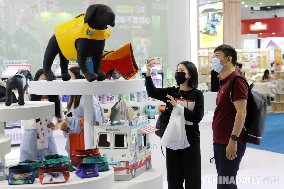 第二届北京宠物用品展开幕