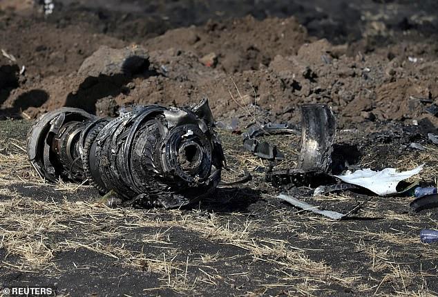 3月10日,埃塞俄比亚航空的ET302航班失事,机上157人全部遇难。(图片来源:路透社)