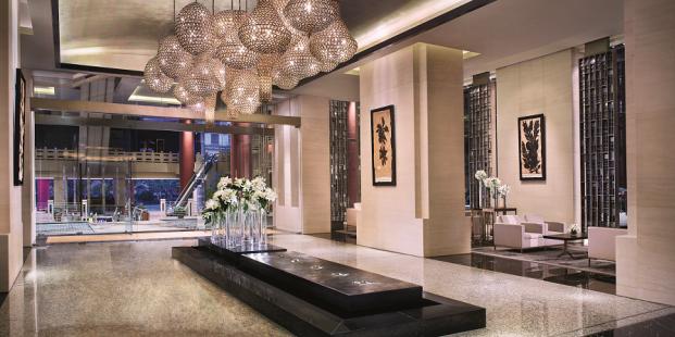 上海波特曼丽思卡尔顿酒店(图1)