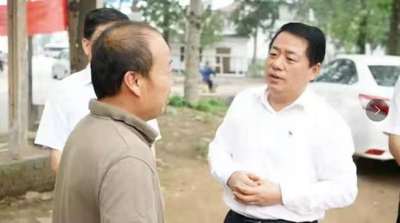 河南省生態環境廳組織開展下基層大走訪活動