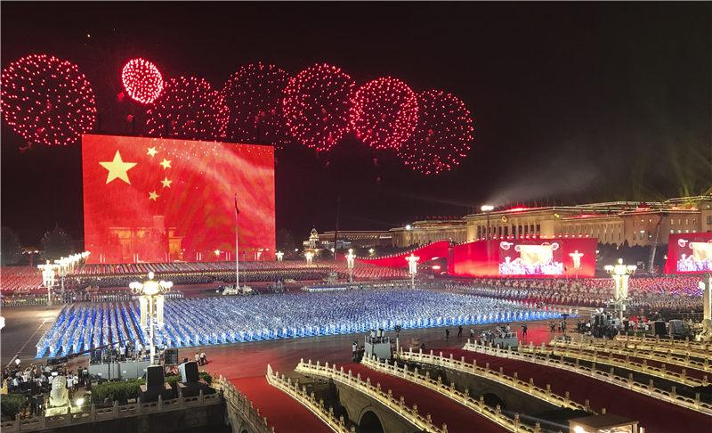 1 日 中国 10 月