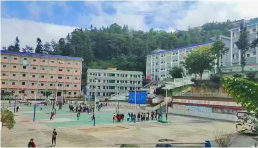 校企互动,寓教于乐,荔枝微课走进云南胜村中学
