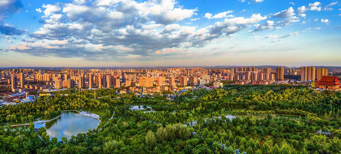 """""""太行明珠""""走进新时代——晋城市一体化推进城市建设纪实"""