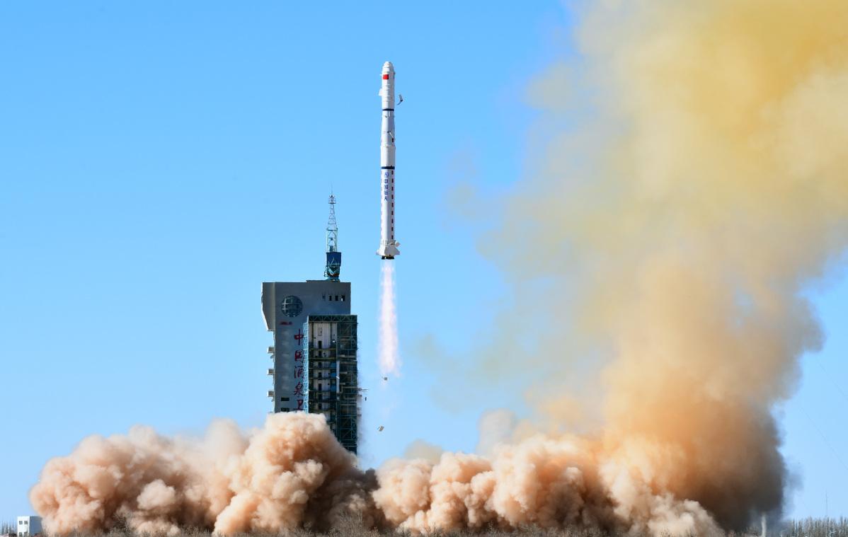 我国成功发射遥感三十一号02组卫星