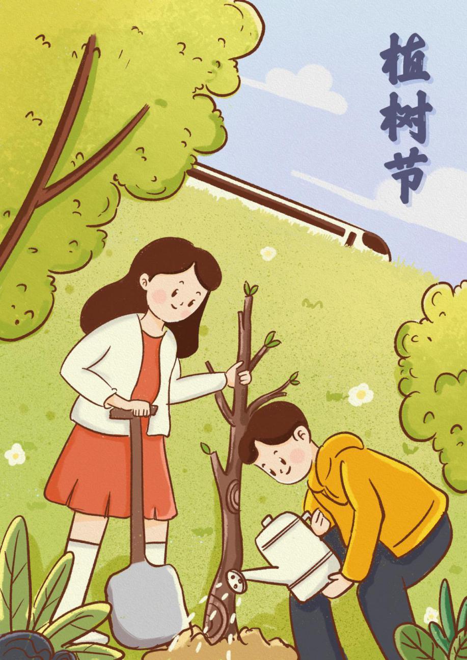 """中国日报网评:让绿色发展更加""""枝繁叶茂"""""""